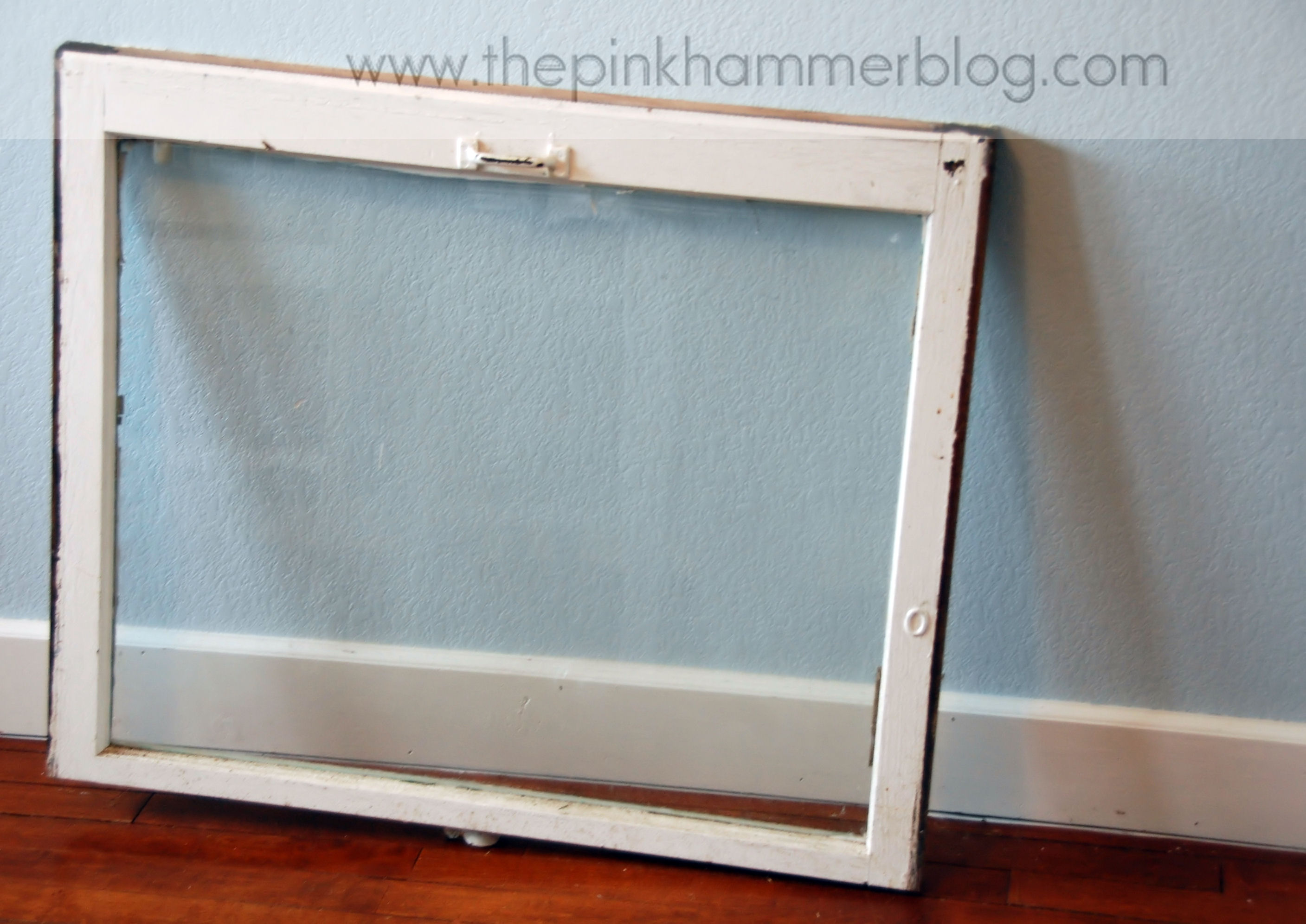 Window Frame Wall Art from old window to new piece of wall art. | simple diy wall decor