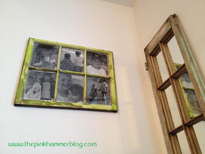 adding - Window Frame Art