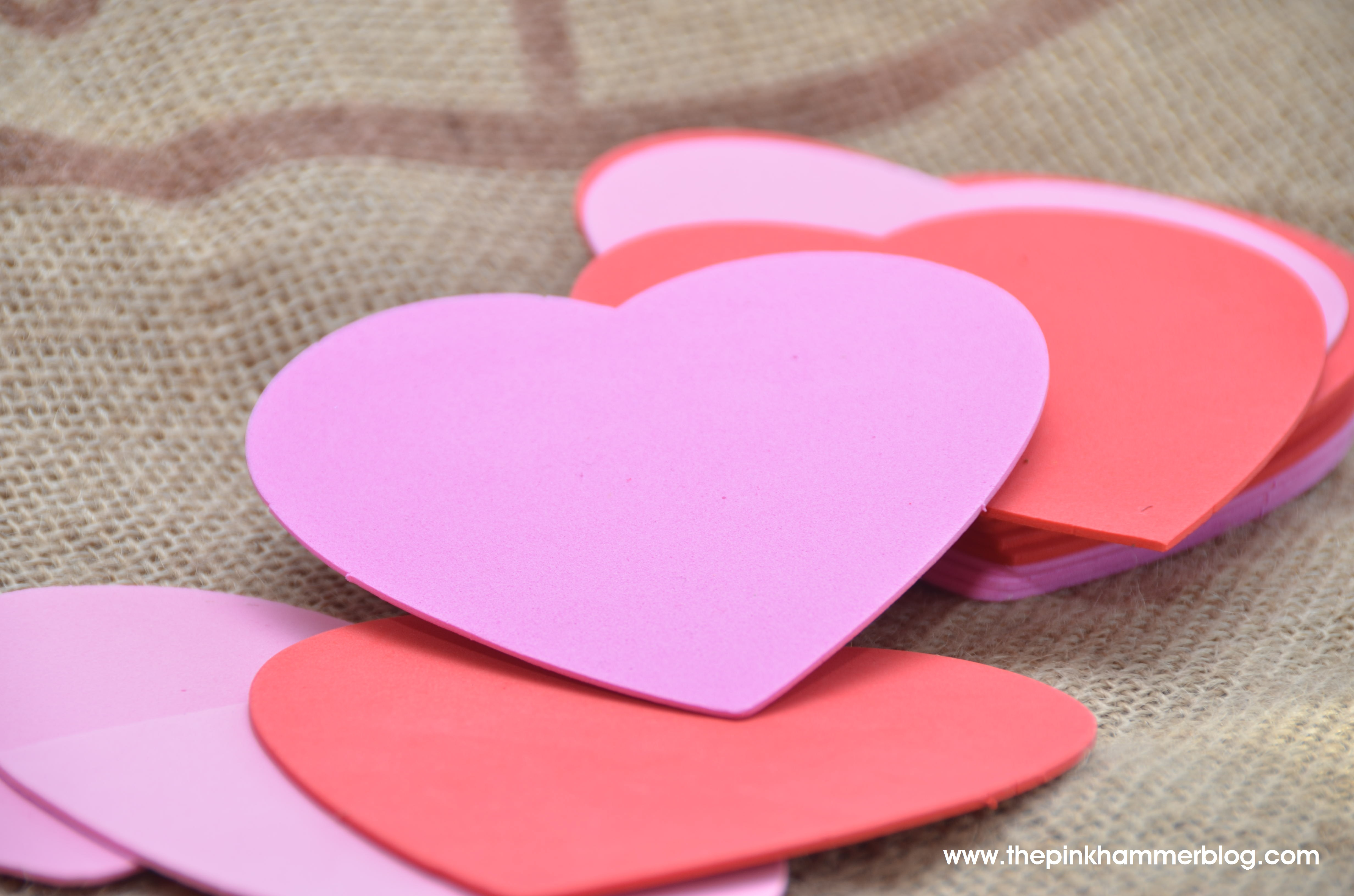 Heart crayon Valentines Day cards – Construction Paper Valentine Cards